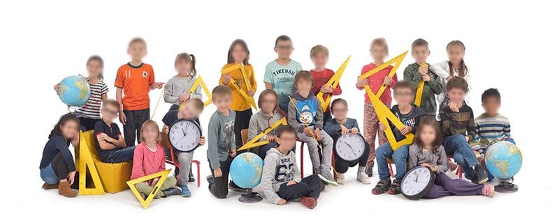photo de classe d