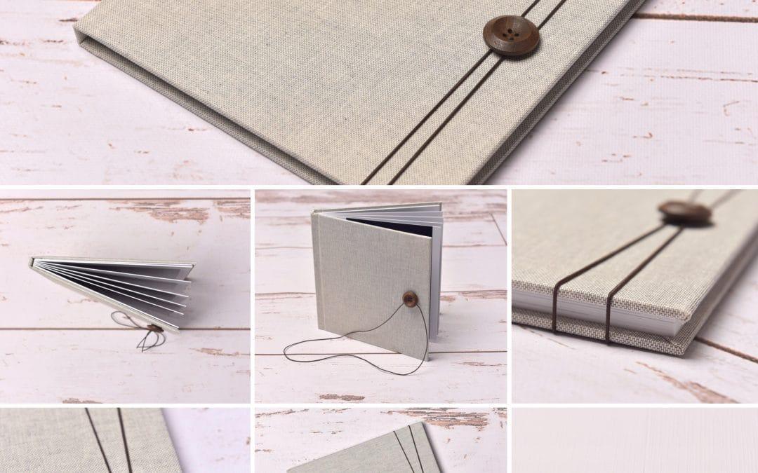 L'album photo «Studio book»